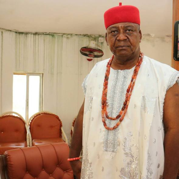 Igwe Oraifite Poto: Progressive Town On The Move